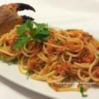 Spaghetti al granciporro