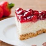 Cheesecake gelato alla ricotta
