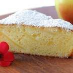 Torta soffice alle pere