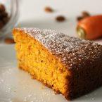 Torta di carote, arance e farina di mandorle
