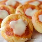 Pizzette finger food