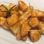 Pollo e patate alla paprika dolce