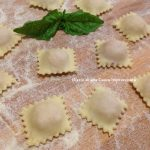 Ravioli all'acqua